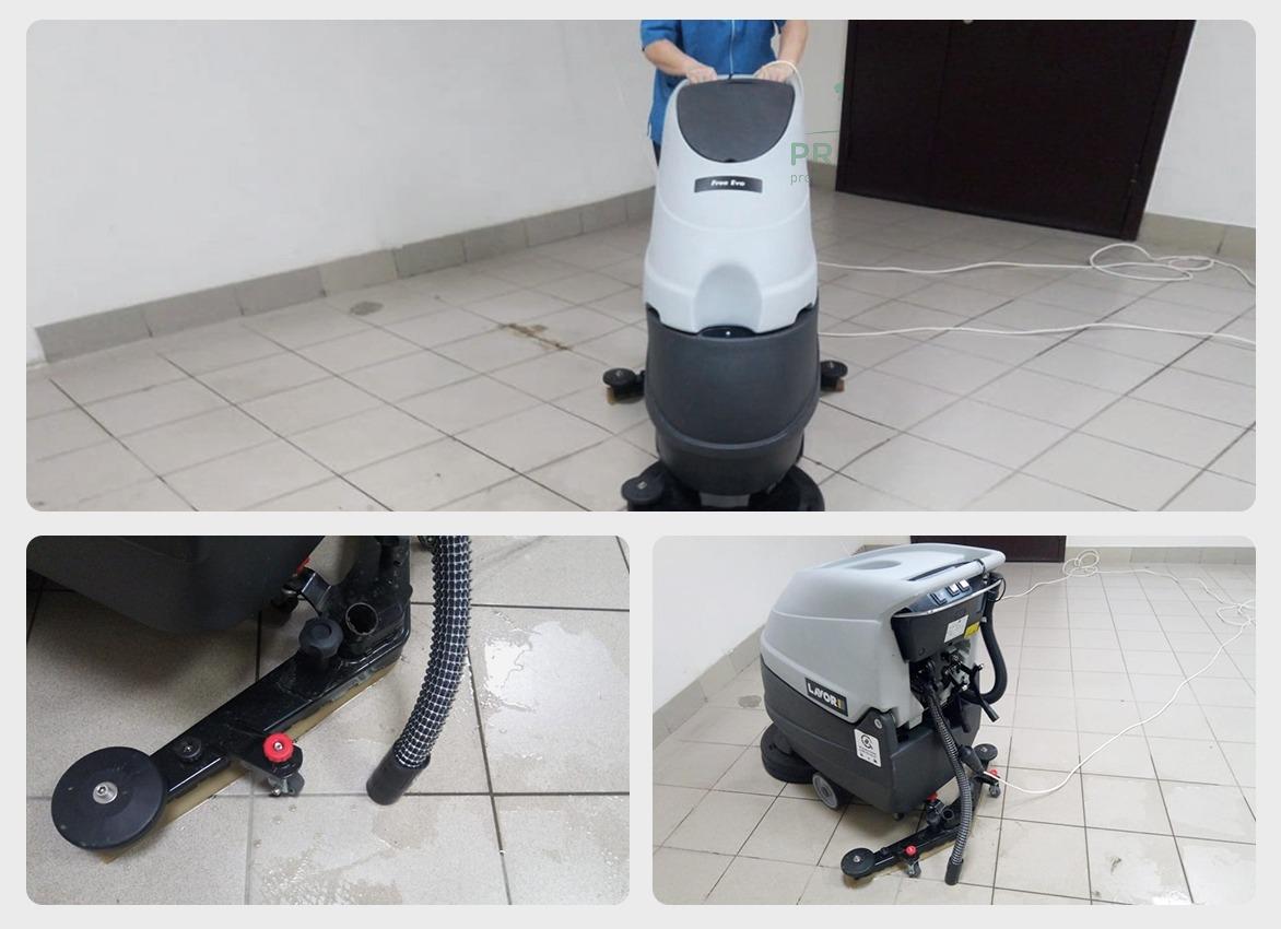 Обслуживание клининг оборудования