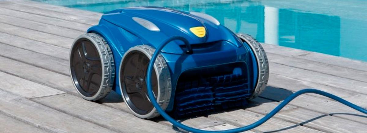 Робот Zodiac для уборки бассейна